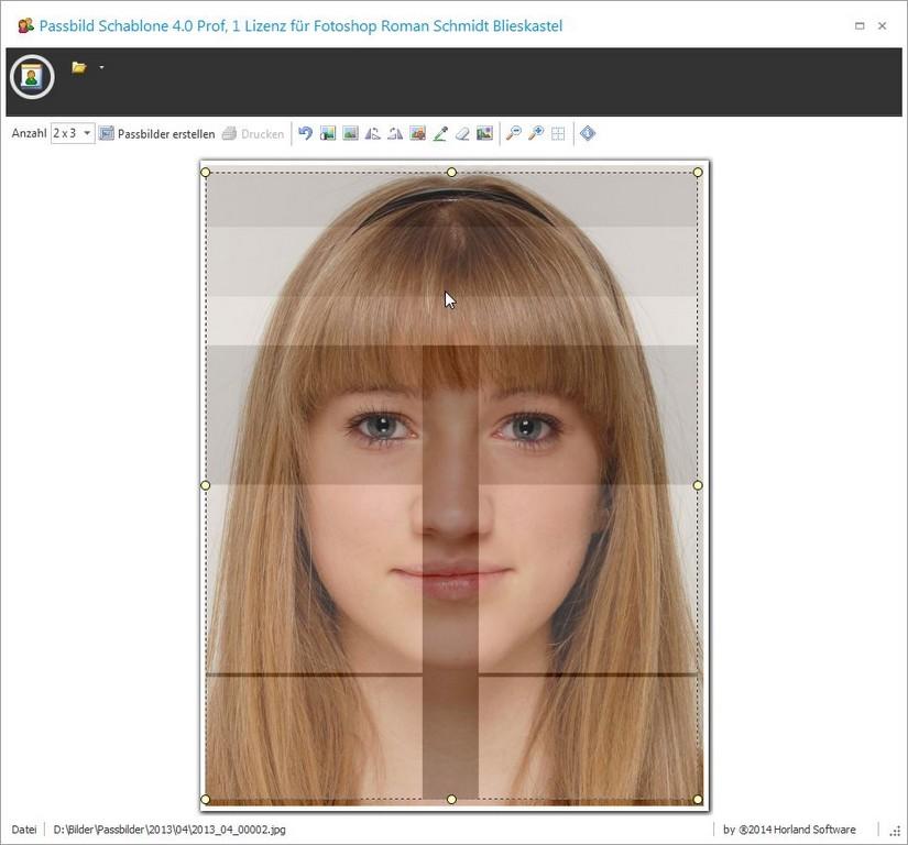 2 Workshop Biometrisches Passbild Selbstgemacht 1
